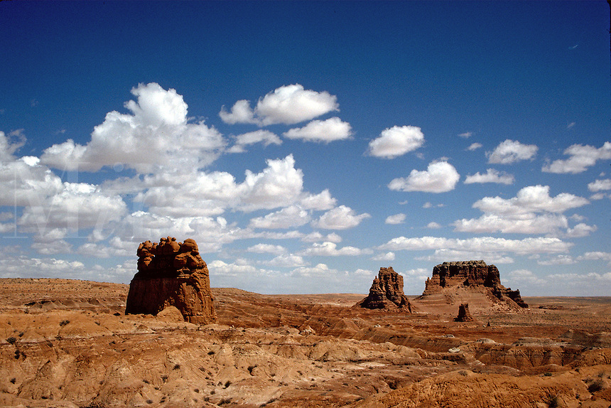 Redrock formations in Canyonlands National Park. Utah, Canyonlands National Park.