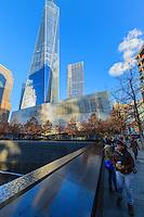 America,New York, T, Manhattan, ground Zero, Libetry tower