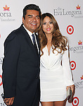 George Lopez attends The Annual Eva Longoria Foundation dinner held at Beso in Hollywood, California on September 28,2012                                                                               © 2013 DVS / Hollywood Press Agency