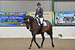 Class 7. Elementary 42. Unaffiliated dressage. Brook Farm training centre. Essex. 09/09/2017. MANDATORY Credit Garry Bowden/Sportinpictures - NO UNAUTHORISED USE - 07837 394578
