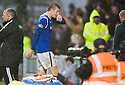 RANGERS' DORIN GOIAN IS SENT OFF