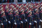 Spanish National Day military parade in Madrid, Spain. October 12, 2015. (ALTERPHOTOS/Victor Blanco)