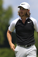 Tommy Fleetwood (ENG) on the range during Saturday's Round 3 of the WGC Bridgestone Invitational 2017 held at Firestone Country Club, Akron, USA. 5th August 2017.<br /> Picture: Eoin Clarke | Golffile<br /> <br /> <br /> All photos usage must carry mandatory copyright credit (&copy; Golffile | Eoin Clarke)