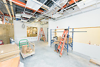 Major Renovation Litchfield Hall WCSU Danbury CT<br /> Connecticut State Project No: CF-RD-275<br /> Architect: OakPark Architects LLC  Contractor: Nosal Builders<br /> James R Anderson Photography New Haven CT photog.com<br /> Date of Photograph: 28 April 2017<br /> Camera View: 23 - Office 139