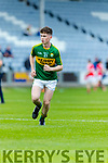 Jack Griffin Kerry in action against  Louth in the All Ireland Minor Football Quarter Finals at O'Moore Park, Portlaoise on Saturday.