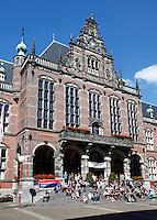 Academiegebouw van de universiteit van Groningen