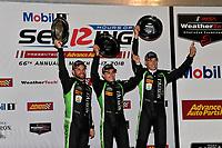 #22 Tequila Patron ESM Nissan DPi, P: Pipo Derani, Johannes van Overbeek, Nicolas Lapierre
