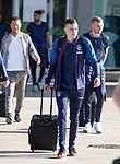 22.06.2019 Rangers arrive in Portugal: George Edmundson
