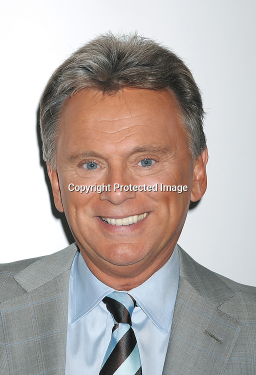 "Pat Sajak..at The "" Celebrity Wheel of Fortune"" taping on September 29, 2007 at Radio City Music Hall. ....Robin Platzer, Twin Images......212-935-0770"
