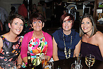 Michelle O'Brien, Rita brannigan, Lisa mcCormack and Deborah Smith pictured at Brendan O'Brien's 40th birthday at Daly's in Donore.