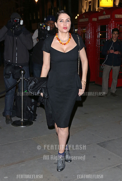 Sadie Frost at the Rodial Beautiful Awards 2013 held at St Martins Lane Hotel, London. 19/03/2013 Picture by: Henry Harris / Featureflash