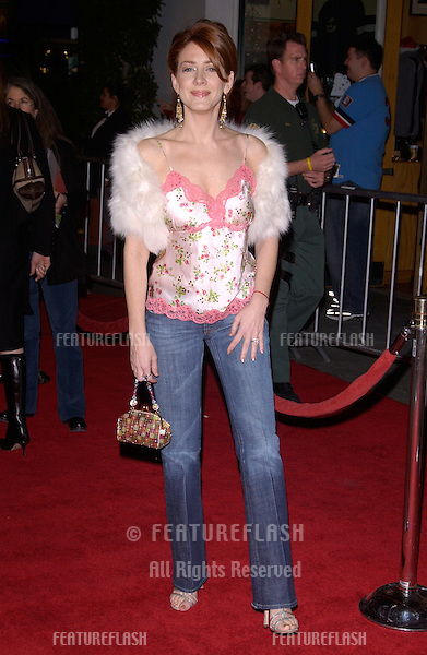 Dec 16, 2004; Los Angeles, CA: Actress JOELY FISHER at the Los Angeles premiere of Meet the Fockers..