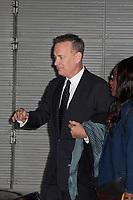 January 13 2018, PARIS FRANCE<br /> Premiere of the film Pentagon Papers at UGC Normandie Paris. Actor Tom Hanks<br /> leaves the cinema.