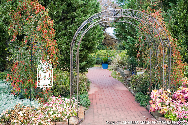 Douglas Chandor garden_Entrance_Weatherford, Texas_MANN_mg_7008.tif ...