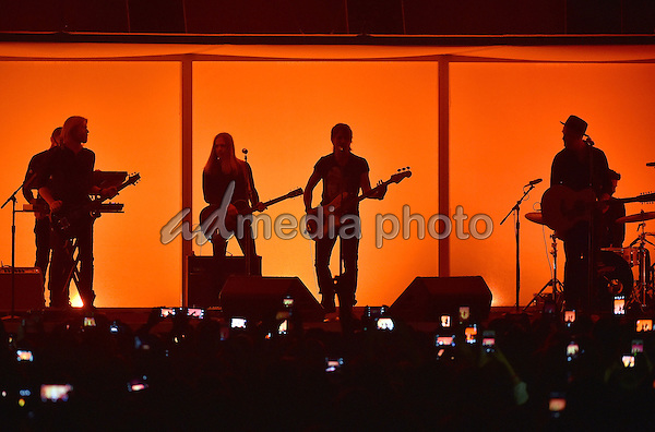 10 June 2015 - Nashville, Tennessee - Keith Urban. 2015 CMT Music Awards held at Bridgestone Arena. Photo Credit: Laura Farr/AdMedia