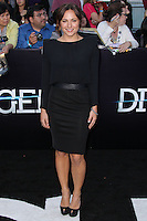 "WESTWOOD, LOS ANGELES, CA, USA - MARCH 18: Briana Evigan at the World Premiere Of Summit Entertainment's ""Divergent"" held at the Regency Bruin Theatre on March 18, 2014 in Westwood, Los Angeles, California, United States. (Photo by Xavier Collin/Celebrity Monitor)"