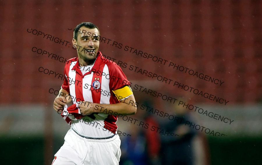 Fudbal, super liga, season 2007/08.Crvena Zvezda Vs. Vojvodina (Novi Sad).Nenad Milijas.Beograd, 08.11.2008..foto: Srdjan Stevanovic/Starsportphoto.com ©