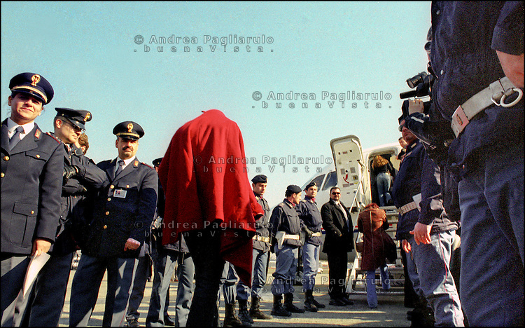 Milano, marzo 2002.<br />