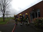 Factory Fire Industrial Estate