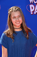 LOS ANGELES, CA. March 10, 2019: Sofia Mali at the premiere of &quot;Wonder Park&quot; at the Regency Village Theatre.<br /> Picture: Paul Smith/Featureflash