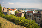 SERBIA, Belgrade, Overlooking the Sava River from the Belgrade Fortress, Eastern Europe