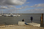 2007. Alhandra. Portugal..Tejo river.