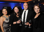 From left: Mary Rodriguez, Liza Alonzo, Albert Alonzo and Dawn McCarty at Celebrating 40 Years: University of Houston- Downtown Gala at the JW Marriott Downtown Friday Jan. 23,2015.(Dave Rossman For the Chronicle)