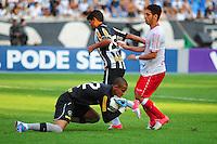 ATENÇÃO EDITOR: FOTO EMBARGADA PARA VEÍCULOS INTERNACIONAIS. - RIO DE JANEIRO, RJ, 09 DE SETEMBRO DE 2012 - CAMPEONATO BRASILEIRO - BOTAFOGO X NAUTICO - Renan, jogador do Botafogo, durante partida contra o Nautico, pela 23a rodada do Campeonato Brasileiro, no Stadium Rio (Engenhao), na cidade do Rio de Janeiro, neste domingo, 09. FOTO BRUNO TURANO BRAZIL PHOTO PRESS