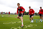 Louis Reed of Sheffield Utd during the training session at the Shirecliffe Training complex, Sheffield. Picture date: June 27th 2017. Pic credit should read: Simon Bellis/Sportimage