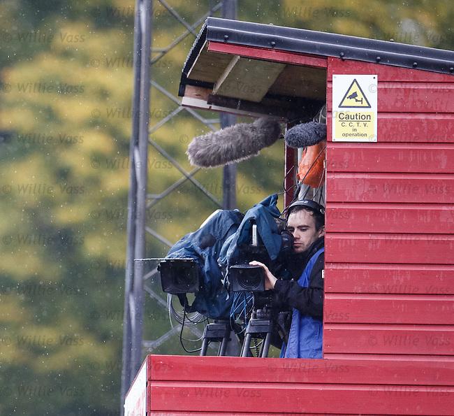 The Rangers TV shack