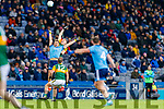 Jason Foley, Kerry in action against Dean Rock, Dublin during the Allianz Football League Division 1 Round 1 match between Dublin and Kerry at Croke Park on Saturday.