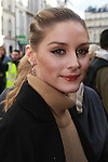 05/03/2017, Paris - Paris Fashion Week Women AW 2017/2018.<br /> Olivia Palermo at Valentino Show during the Paris Fashion Week in Paris, France on March the 05 of 2017.