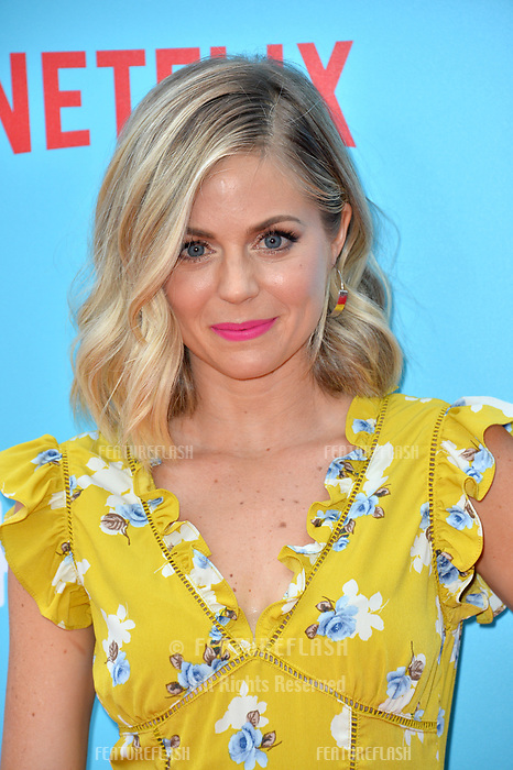 """Brittany Ross at the Los Angeles premiere of """"Like Father"""" at the Arclight Theatre, Los Angeles, USA 31 July 2018<br /> Picture: Paul Smith/Featureflash/SilverHub 0208 004 5359 sales@silverhubmedia.com"""