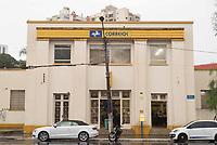 PIRACICABA,SP, 26.04.2017 - GREVE - Os funcionários dos Correios anunciaram greve nacional e por tempo indeterminado a partir desta quarta-feira. Essa é a agência central dos Correios em Piracicaba, interior de São Paulo. (Foto: Mauricio Bento/Brazil Photo Press)