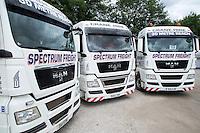 Spectrum Freight Chesterfield