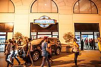SÃO PAULO, SP, 15.03.2016 - Assalto na Casas Bahia do Shopping Metrô Santa Cruz na rua Domingos de Moraes, no bairro da Vila Mariana, zona sul da capital paulista. (Foto: Rogério Gomes/Brazil Photo Press)