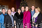 Christmas Lights<br /> -----------------------<br /> Staff from Portman Corporate travel, Monavalley, Tralee got together in the Fels Point hotel, Tralee last Saturday night for their Christmas party, L-R Peter O'Carroll, Glyn Cronin, Garry Coffey, Caren Pierce, Brian Tess, Mary Clifford, Jim Lynch and Emily Reen.