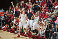 Stanford, Ca - Saturday, December 21: Stanford 76-70 over Tennessee at Maples Pavilion.