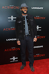 "Tyler Perry arrives on the red-carpet his Tyler Perry""s ACRIMONY movie premiere at the School of Visual Arts Theatre in New York City, on March 27, 2018."