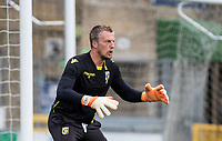 Goalkeeper Remko PASVEER of Vitesse during the Friendly match between Reading and Vitesse Arnhem at Adams Park, High Wycombe, England on 29 July 2017. Photo by Kevin Prescod / PRiME Media Images.<br /> **EDITORIAL USE ONLY FA Premier League and Football League are subject to DataCo Licence.