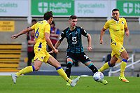 Bersant Celina of Swansea City in action during the pre-season friendly match between Bristol Rovers and Swansea City at The Memorial Stadium in Bristol, England, UK. Tuesday, 23 July 2019
