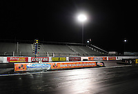 Jan. 16, 2012; Jupiter, FL, USA: General view of the starting line of Palm Beach International Raceway during testing at the PRO Winter Warmup. Mandatory Credit: Mark J. Rebilas-