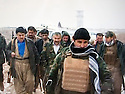 Iraq 2015 January 30 and 31, the recapture of villages and land south Kirkuk with Hama Haji Mahmoud on the front   Irak 2015 Janvier 30 et 31, la reprise de villages et terres au sud de Kirkouk, avec Hama Haji Mahmoud sur la ligne de front