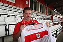 New Stevenage manager - 30/03/13