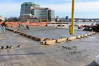 Boathouse at Canal Dock Phase II   State Project #92-570/92-674 Construction Progress Photo Documentation No. 08 on 21 February 2017. Image No. 09