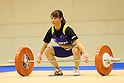 Weightlifting: All Japan Weightlifting Championship 2015