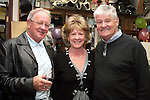 Danny Black with Maeve and Des Wickham at Kennedys 60th Anniversary...Photo NEWSFILE/Jenny Matthews.(Photo credit should read Jenny Matthews/NEWSFILE)....This Picture has been sent you under the condtions enclosed by:.Newsfile Ltd..The Studio,.Millmount Abbey,.Drogheda,.Co Meath..Ireland..Tel: +353(0)41-9871240.Fax: +353(0)41-9871260.GSM: +353(0)86-2500958.email: pictures@newsfile.ie.www.newsfile.ie.FTP: 193.120.102.198.