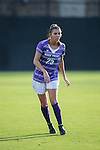 Callyn Loughrey (25) of the High Point Panthers during first half action against the Duke Blue Devils at Koskinen Stadium on September 11, 2016 in Durham, North Carolina.  The Blue Devils defeated the Panthers 4-1.   (Brian Westerholt/Sports On Film)