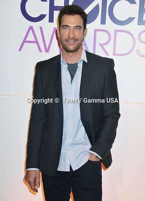 Dylan McDermott 137 at the 2014 People's Choice Awards Nomination at the Paley Center in Beverly Hills.