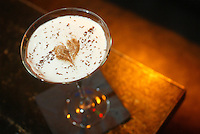 A Playboy Martini at Tini Bigs (with vodka, coffee liquor, and heavy cream) is one of the P-I's top 10 drinks of the year. (PI photo/Karen Ducey)